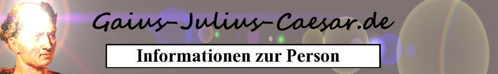 Logo Biografie Gaius Julius Caesar